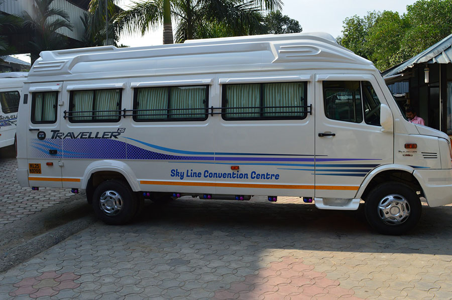 26 Seater